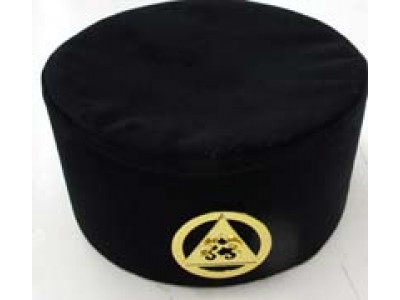 A036  33rd Degree Cap  With Badge -  Inspectors General.