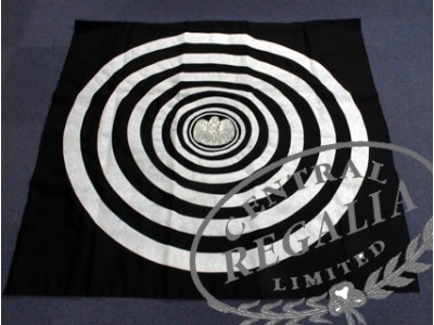 A041 A & Ar Pelican & Circles Cloth