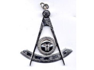 Athelstan  Past Master Collar  Jewel