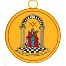 Athelstan ( Past Rank ) Provincial Collar Jewel
