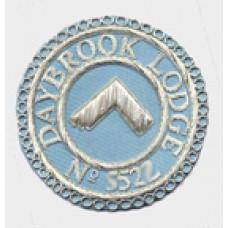 C012 Craft Officers Apron Badge