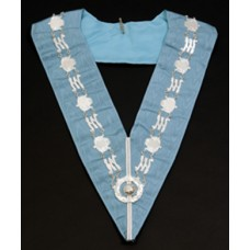 C018 Craft Chain Collar Shield & Gate Design