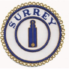 C030 Craft U/d Apron Badge