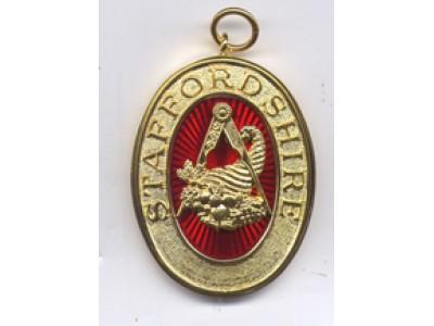 C044 Craft Past Provincial Stewards Collar Jewel
