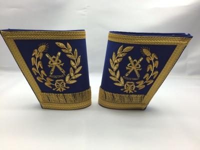 C053 Craft Grand Lodge Gauntlets Best Quality