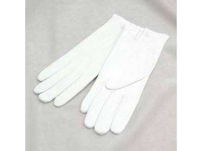 G100 White Gloves (state Size)