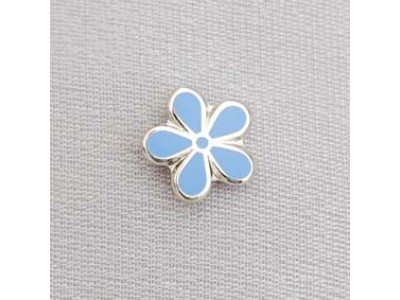 G136 Forget Me Not Lapel Pin