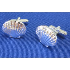 St Thomas Of Acon - Silverplated -cuff Links
