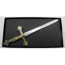 G605  Letter Opener -  Plain Blade