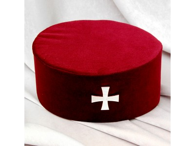 K003 Kt Cap With Cross