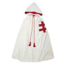 K030 Knights Templar Preceptor's Mantle