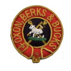 K150 Knights Malta Provincial Mantle Badge