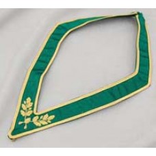 L016  Allied Past Active Grand Officer  Collarette  Embroidered