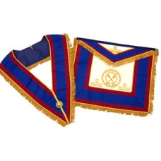 M021 Mark Prov F/d Apron & Collar Standard (incl Badge)