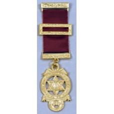 R008 Royal Arch Principals Breast Jewel