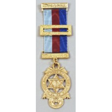 R027 R.a. Provincial & Sgc Breast Jewel Small