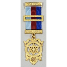 R028 Ra Provincial Breast Jewel Large