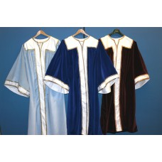 R103 Ra  Robes -velvet - Set Three For Principals