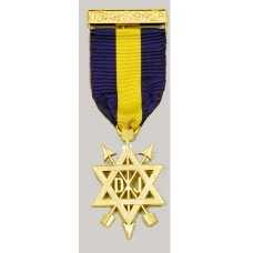 Z013 Osm First Degree Breast Jewel
