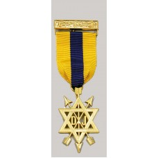 Z014 Osm Second Degree Breast Jewel