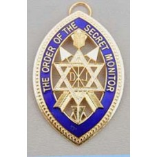 Z027 Osm Grand Officers Collarette Jewel
